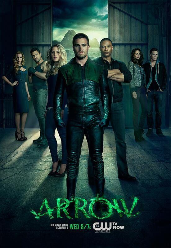 "Arrow  "" l' Archer vert "" Arrow-10"