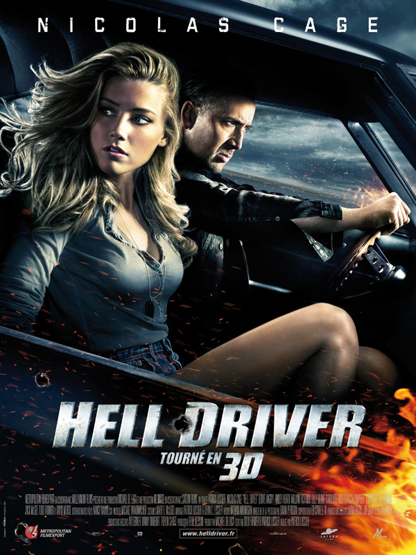 Hell Driver Hell-d10