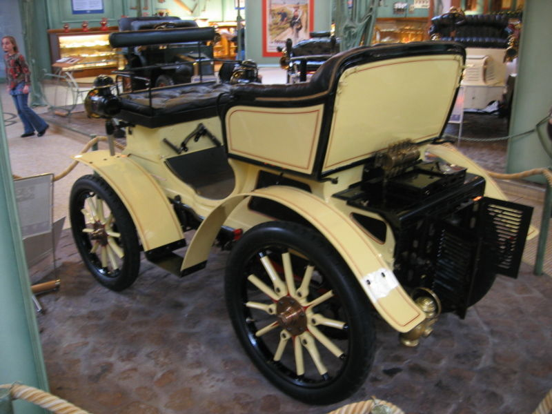 Le musée Peugeot(photos) 800px-10