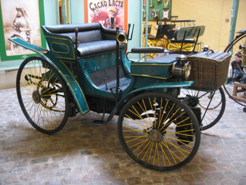 Le musée Peugeot(photos) 800px-11