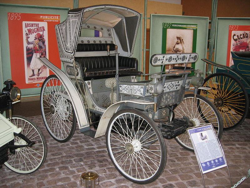 Le musée Peugeot(photos) 800px-13
