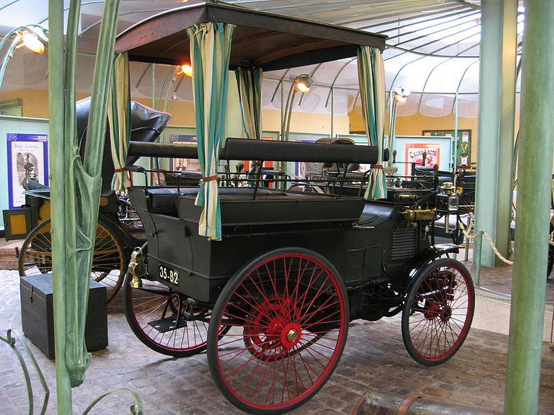 Le musée Peugeot(photos) 800px-25