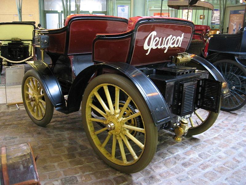 Le musée Peugeot(photos) 800px-27