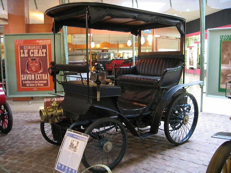 Le musée Peugeot(photos) 800px-28