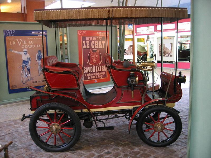Le musée Peugeot(photos) 800px-33
