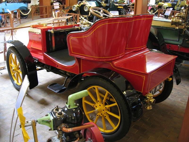 Le musée Peugeot(photos) 800px-38