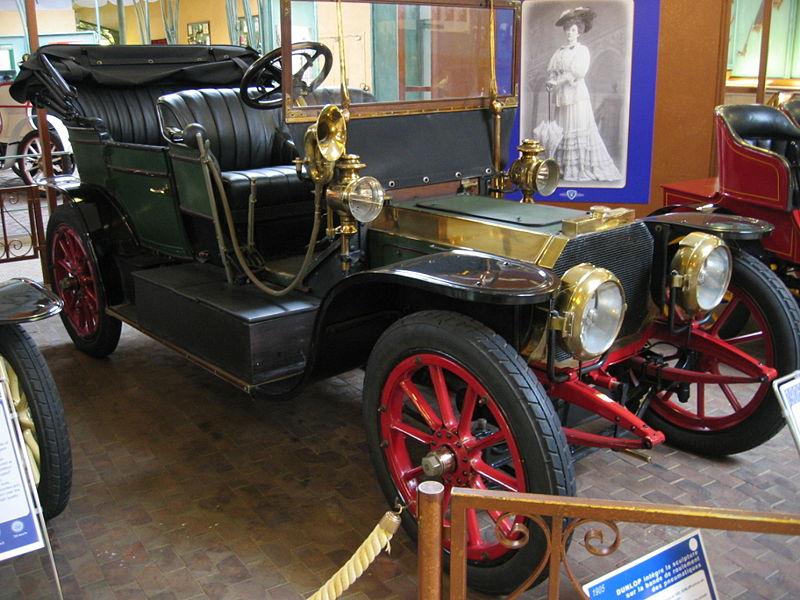 Le musée Peugeot(photos) 800px-40