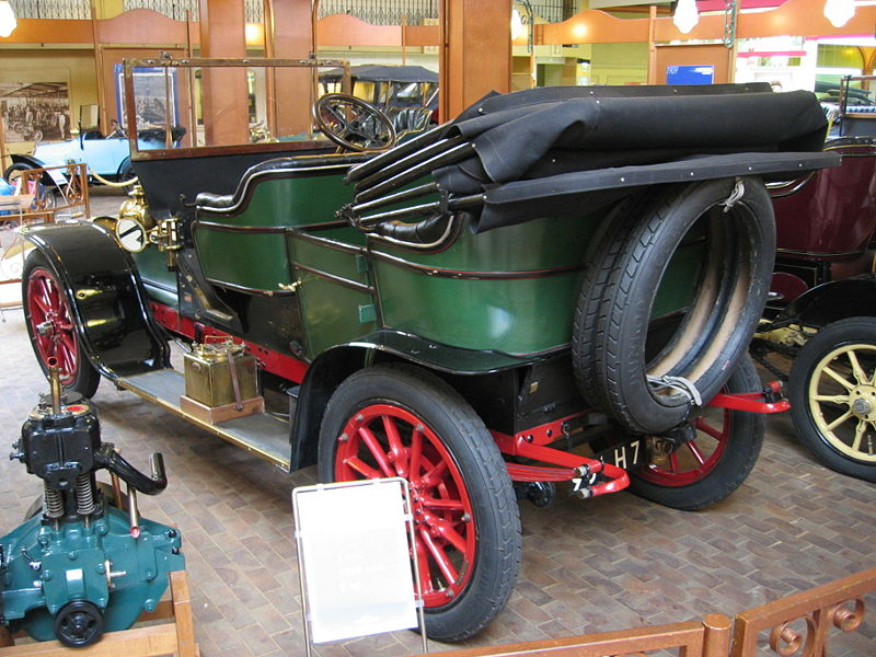 Le musée Peugeot(photos) 800px-41