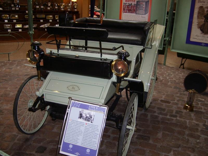 Le musée Peugeot(photos) S6002710