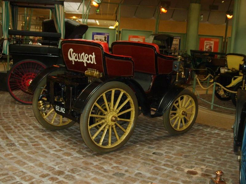 Le musée Peugeot(photos) S6002810