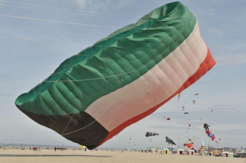 Le plus grand cerf-volant du monde à Berck 27376910