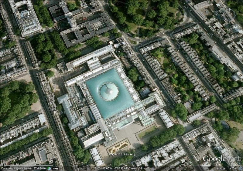 Les musées d'ANGLETERRE Britis10