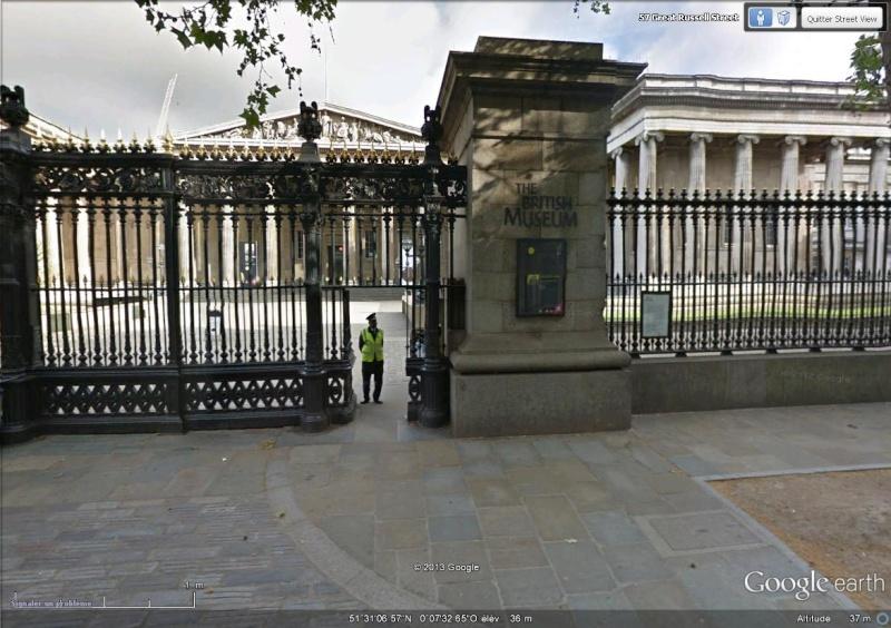 Les musées d'ANGLETERRE Britis11