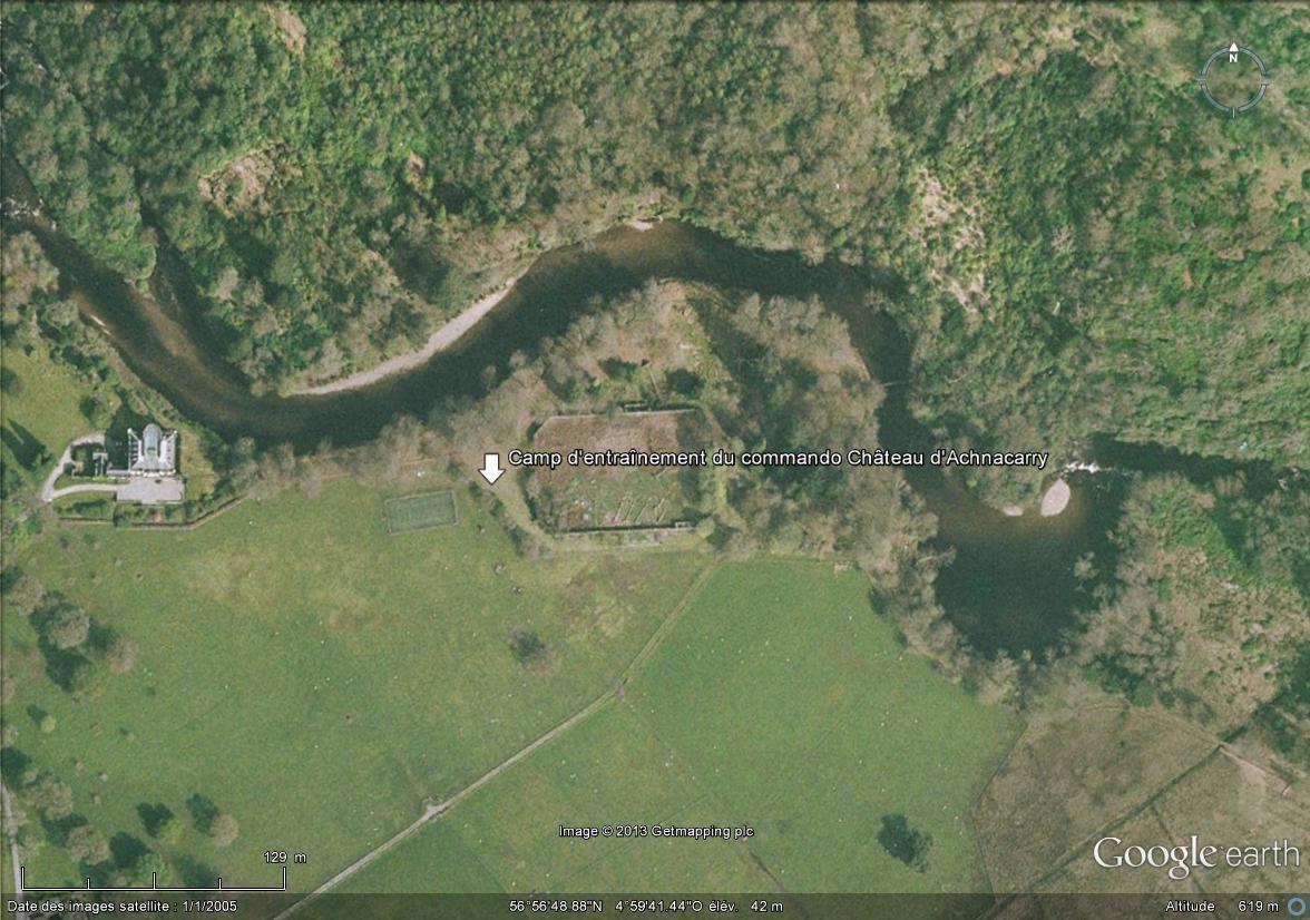 [Royaume-Uni] - Commando Mémorial, Spean Bridge, Ecosse Camp_d10