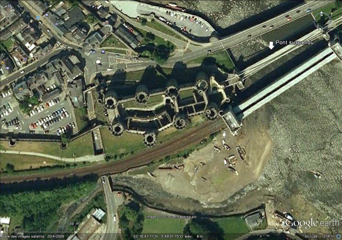 [Royaume-Uni] - Le Château de Conwy, Pays de Galles Chatea13