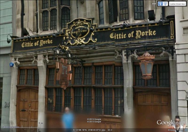 [Royaume-Uni] - Le Cittie of Yorke Londres : un pub depuis 1420 ! Cittie11