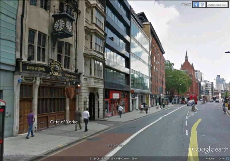 [Royaume-Uni] - Le Cittie of Yorke Londres : un pub depuis 1420 ! Cittie12