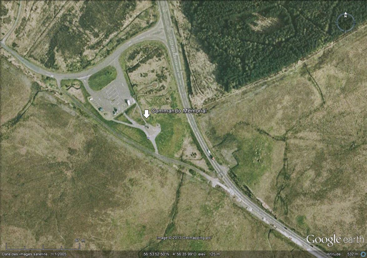 [Royaume-Uni] - Commando Mémorial, Spean Bridge, Ecosse Comman10