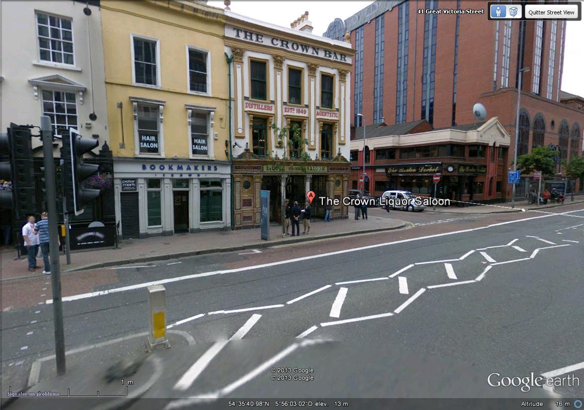 [Royaume-Uni] - Le Crown Bar, une institution de Belfast Crow_l10