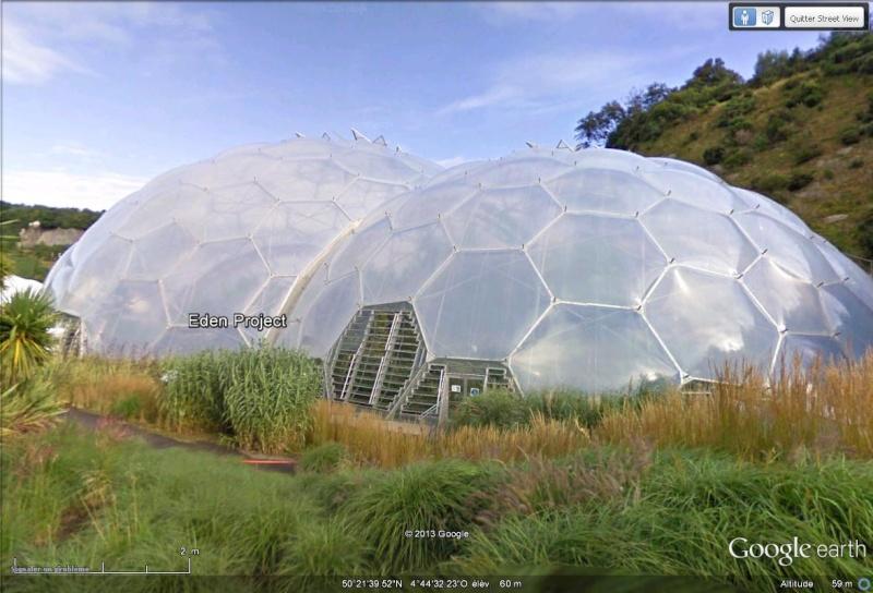 Eden Project, un complexe environnemental en Cornouailles - Angleterre Eden1010