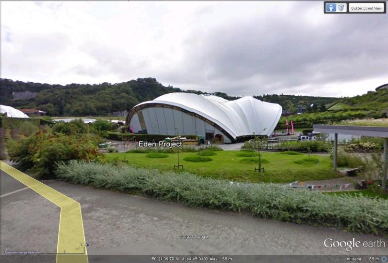 Eden Project, un complexe environnemental en Cornouailles - Angleterre Eden310
