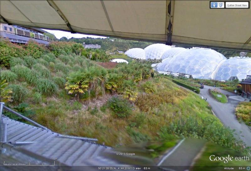 Eden Project, un complexe environnemental en Cornouailles - Angleterre Eden510