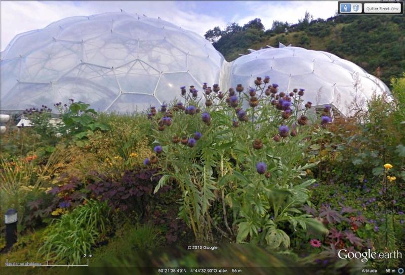 Eden Project, un complexe environnemental en Cornouailles - Angleterre Eden810