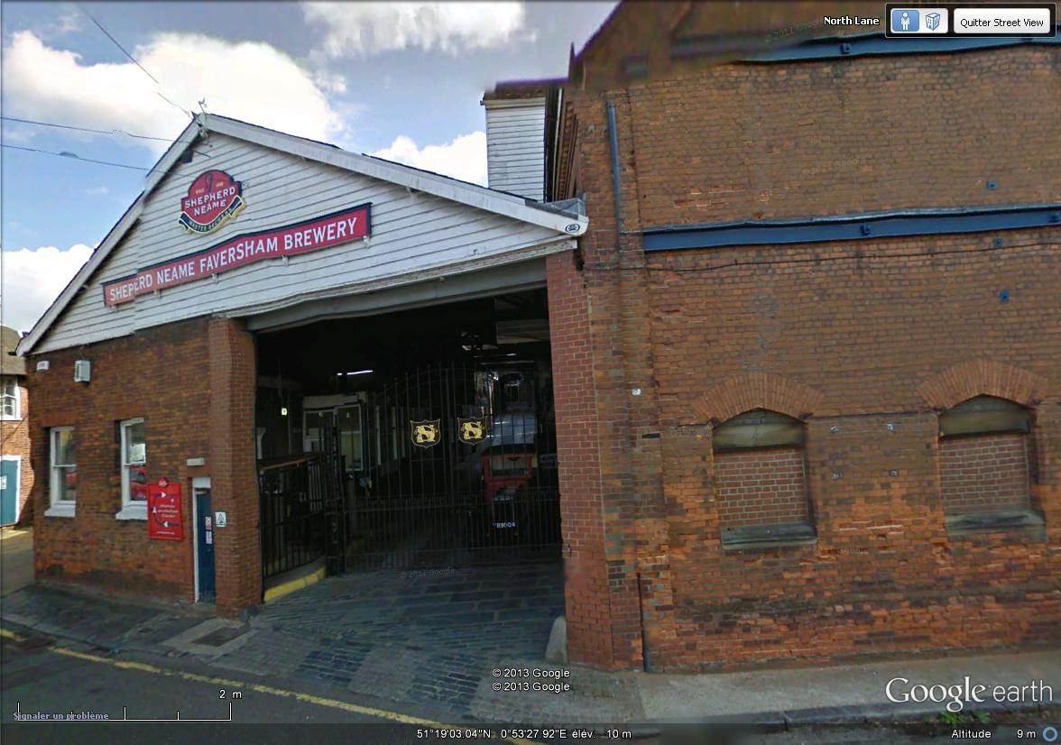 [Royaume-Uni] - Brasserie Shepherd Neame, Faversham F11