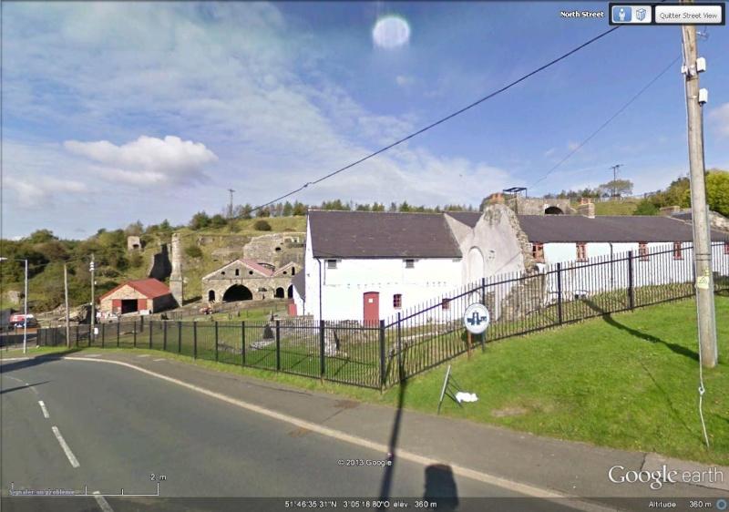 [Royaume-Uni] - Musée de l'usine sidérurgique Ironworks, Blaenavon, Pays de Galles Ironwo12