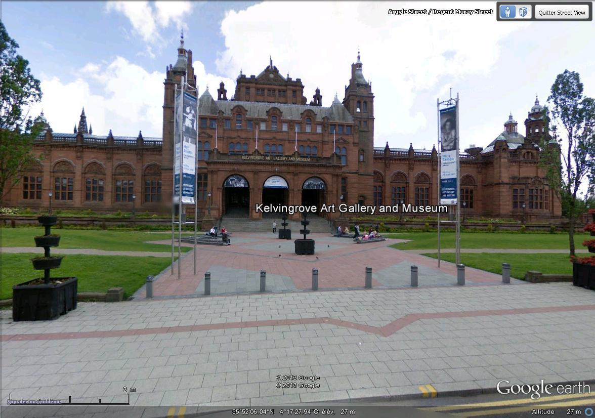 [Royaume-Uni] - Galerie d'Art et Musée de Kelvingrove, Glasgow, Ecosse Kelvin10