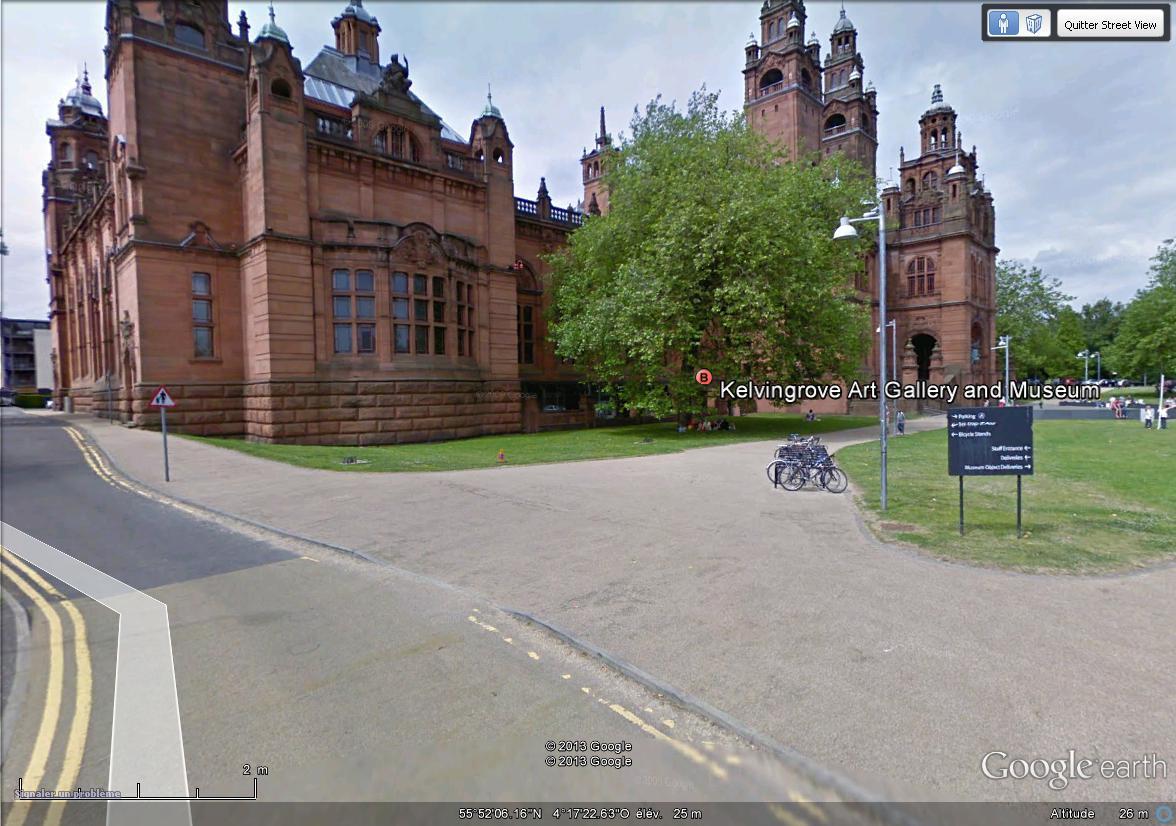 [Royaume-Uni] - Galerie d'Art et Musée de Kelvingrove, Glasgow, Ecosse Kelvin11