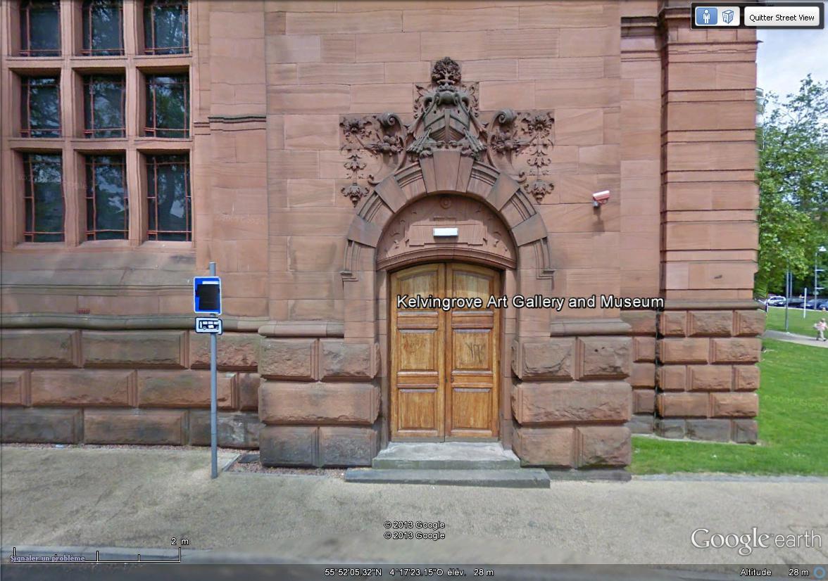 [Royaume-Uni] - Galerie d'Art et Musée de Kelvingrove, Glasgow, Ecosse Kelvin12