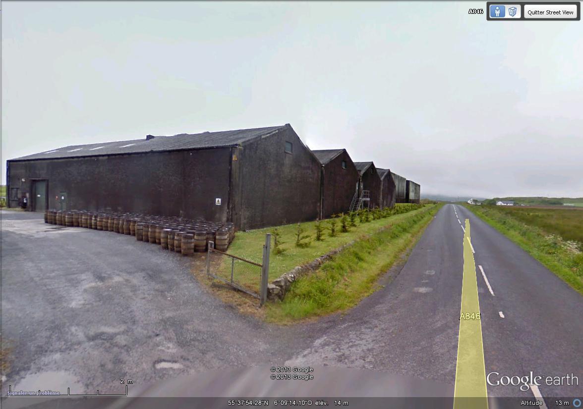 [Royaume-Uni] - L'Ecosse et ses Whiskies Laphro11