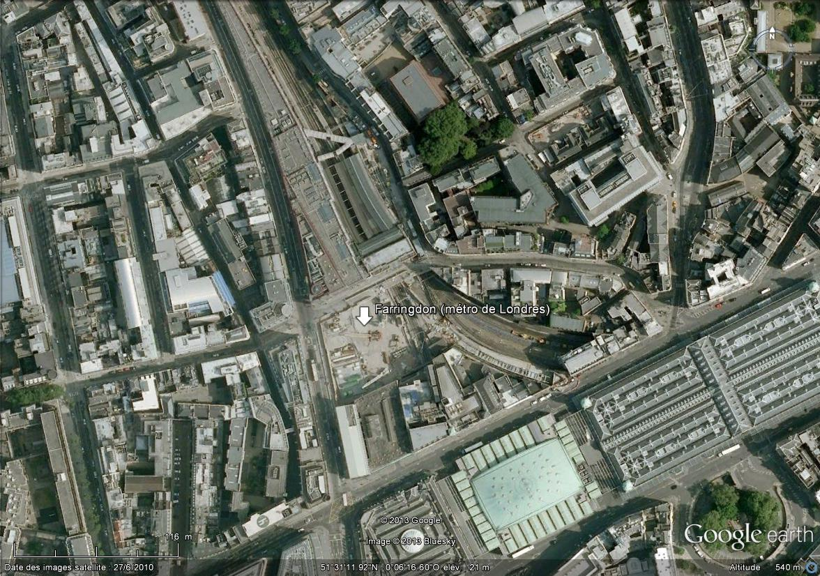 [Royaume-Uni] - Londres : un cimetière datant de la peste noire retrouvé Londre10