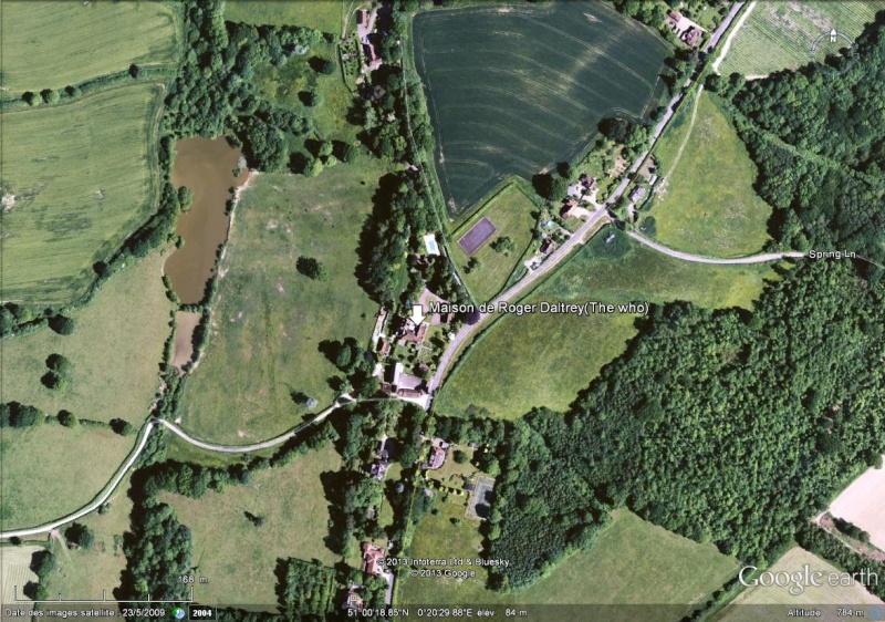 [Royaume-Uni] - Maison de Roger Daltrey (fondateur du groupe The Who), Burwash, Sussex Maison14