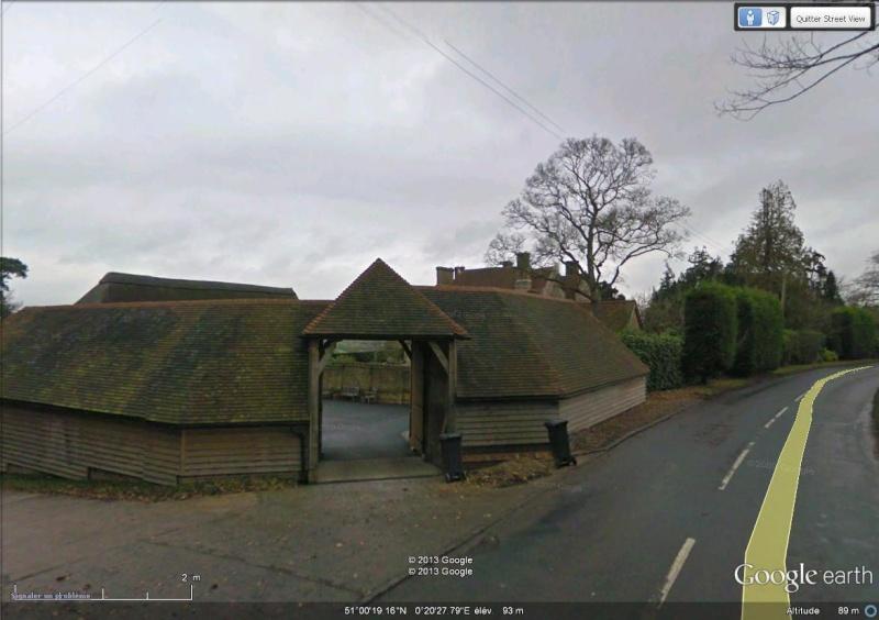 [Royaume-Uni] - Maison de Roger Daltrey (fondateur du groupe The Who), Burwash, Sussex Maison15