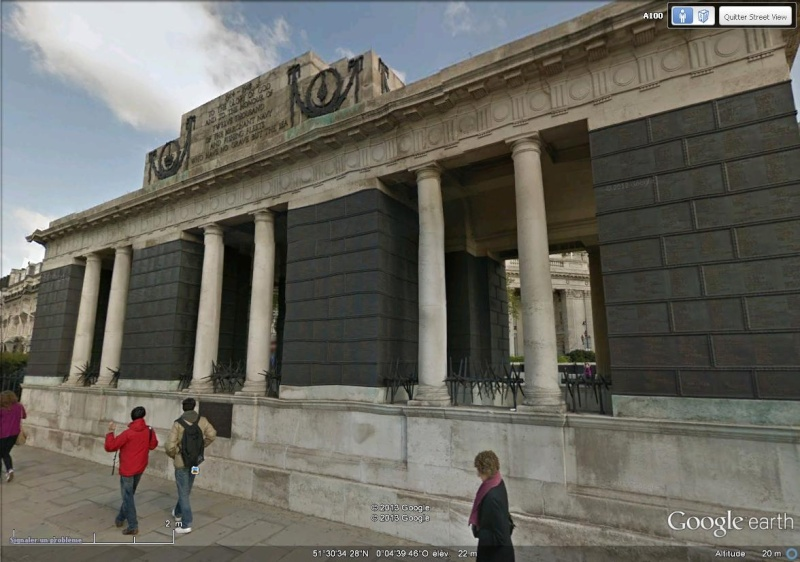 [Royaume-Uni] - Tower Hill Memorial, Londres, Angleterre Mamori11