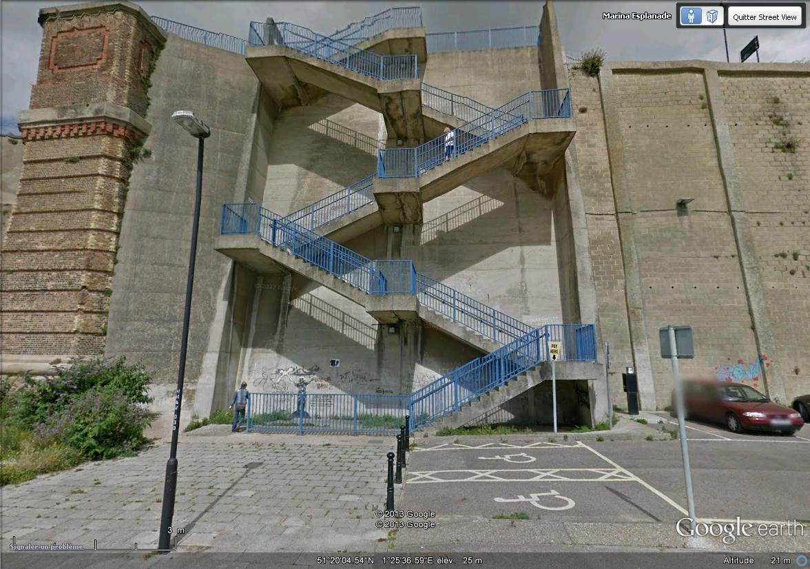 [Royaume-Uni] - Les cartes postales en mode Street-view  Marina10