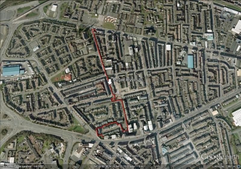 """[Royaume-Uni] - Les barrières de séparation de Belfast (""""Murs de la paix..."""") Mur_de13"""