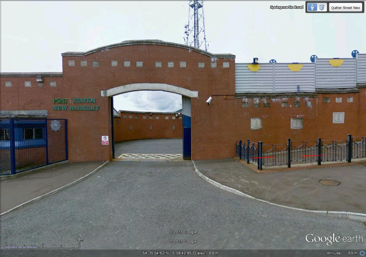 """[Royaume-Uni] - Les barrières de séparation de Belfast (""""Murs de la paix..."""") Mur_se10"""
