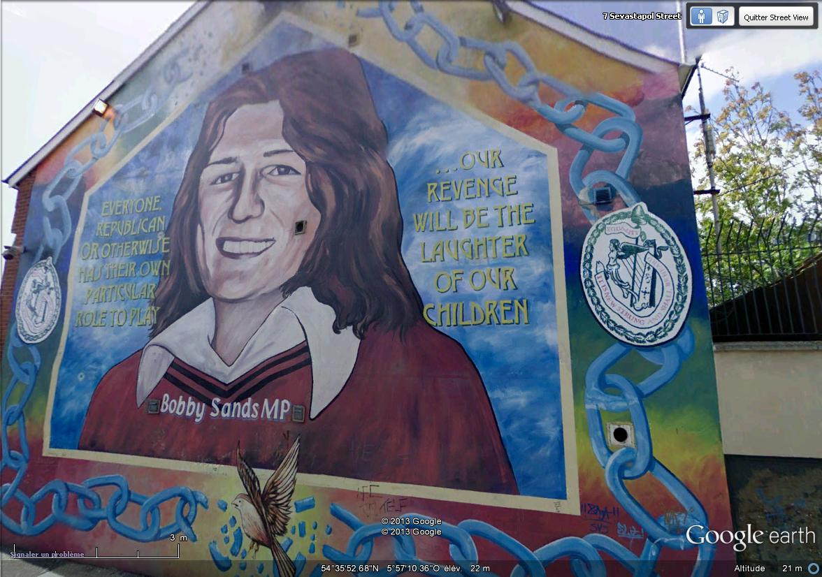 [Royaume-Uni] - Bobby Sands-Belfast Mural_10