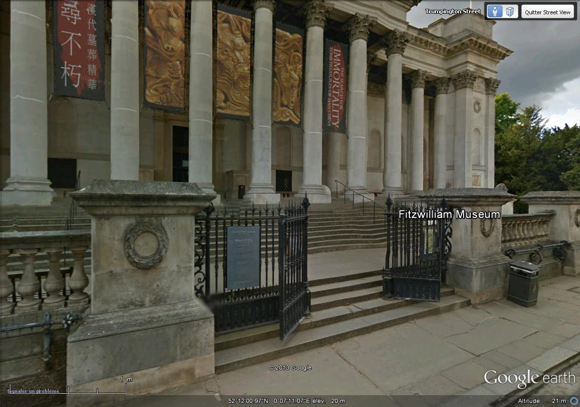 Les musées d'ANGLETERRE Museum10