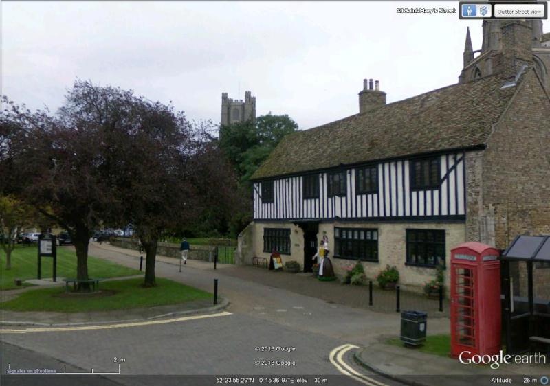 [Royaume-Uni] - Olivier Cromwell's House -Ely Olivie10