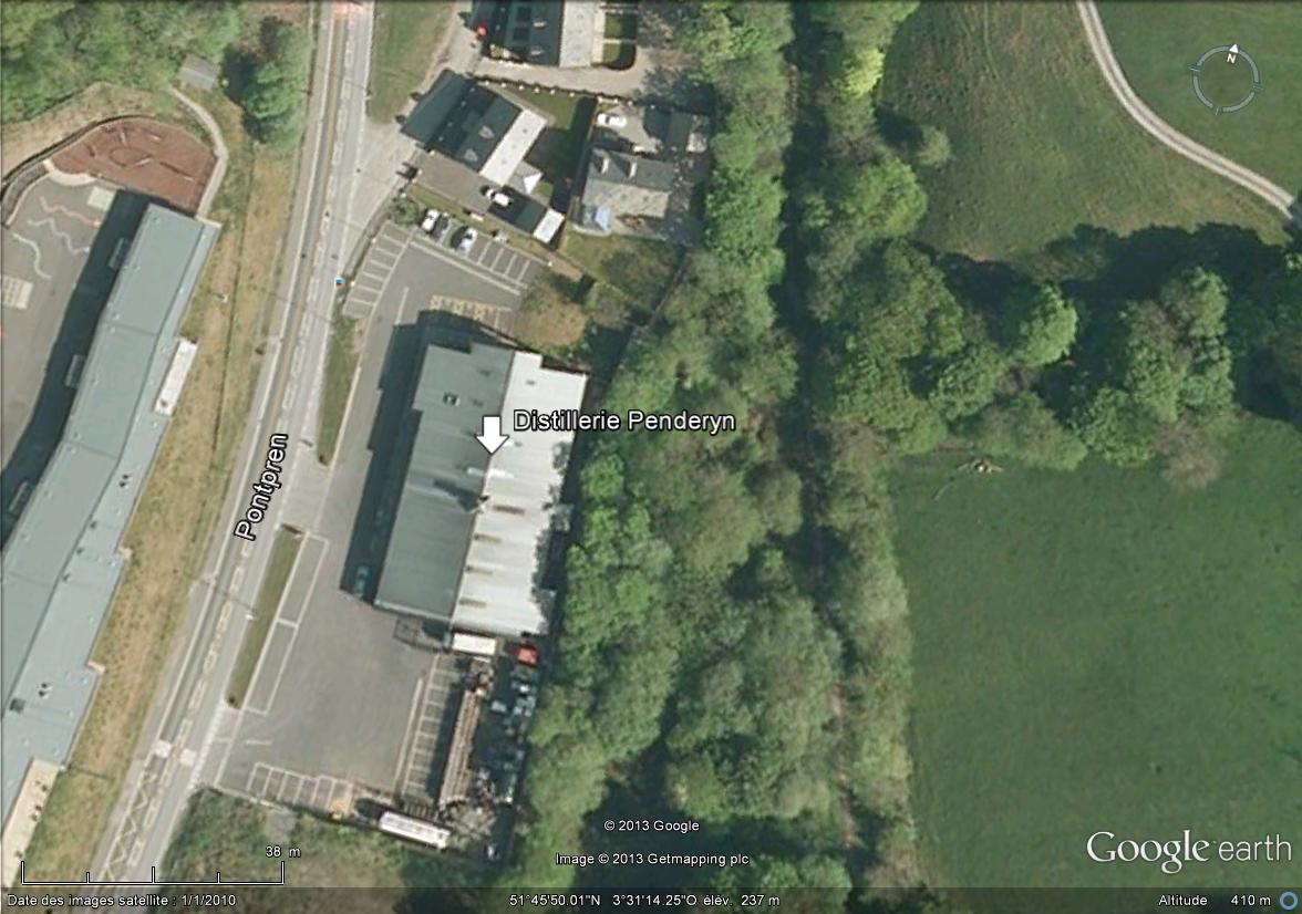 [Royaume-Uni] - Distillerie Penderyn, Pays de Galles Pender10