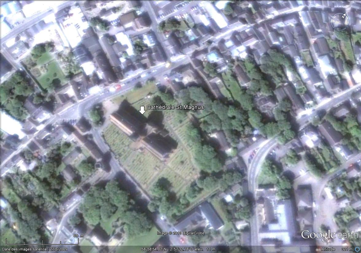 [Royaume-Uni] - La Cathédrale Saint-Magnus - Kirkwall, iles orcades, Ecosse St_mag10