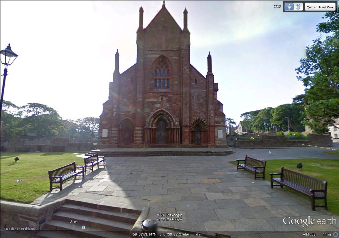 [Royaume-Uni] - La Cathédrale Saint-Magnus - Kirkwall, iles orcades, Ecosse St_mag11