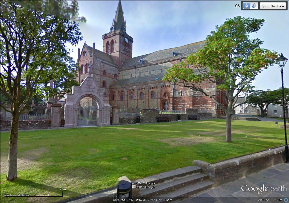 [Royaume-Uni] - La Cathédrale Saint-Magnus - Kirkwall, iles orcades, Ecosse St_mag12