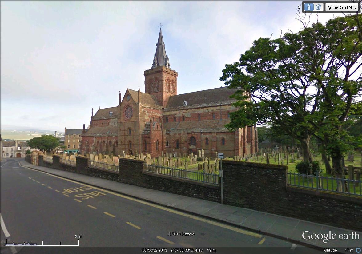 [Royaume-Uni] - La Cathédrale Saint-Magnus - Kirkwall, iles orcades, Ecosse St_mag13