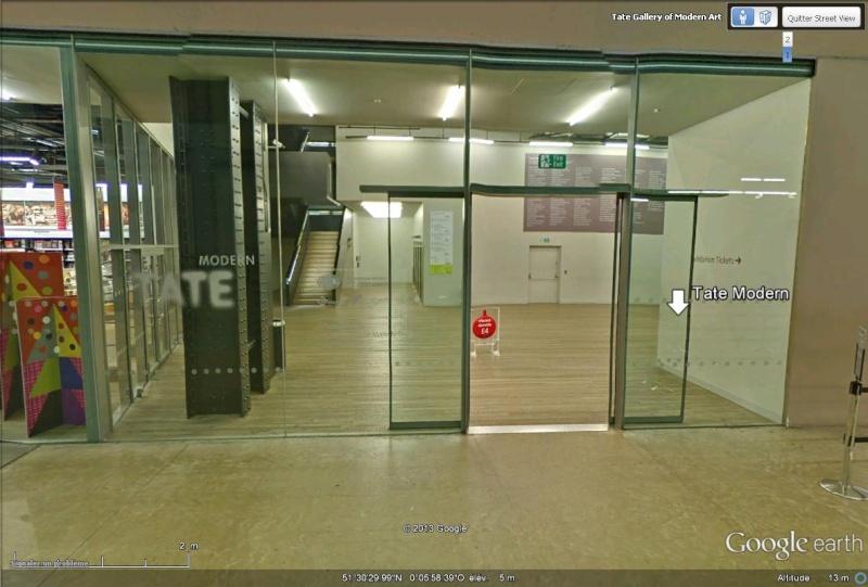 Les musées d'ANGLETERRE Tate_m11
