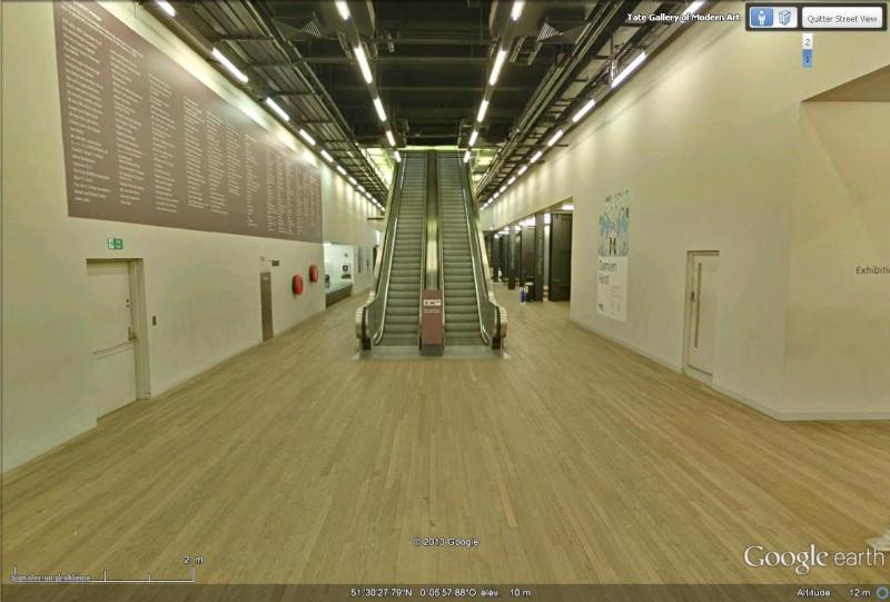 Les musées d'ANGLETERRE Tate_m13